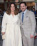 Melissa McCarthy and Ben Falcone attends The Universal Pictures' World Premiere of The Boss held at The Regency Village Theatre  in Westwood, California on March 28,2016                                                                               ©2016 Hollywood Press Agency