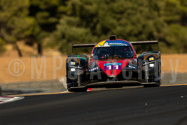 No11 RACING EXPERIENCE (LUX) - DUQUEINE M30-D08/NISSAN - DAVID HAUSER (LUX)/YURY WAGNER (LUX)