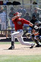 Justin Parker - Arizona Diamondbacks - 2009 spring training.Photo by:  Bill Mitchell/Four Seam Images