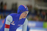 SPEEDSKATING: HEERENVEEN: 10-01-2020, IJsstadion Thialf, European Championship distances, 1500m Ladies, Ida Njåtun (NOR), ©foto Martin de Jong