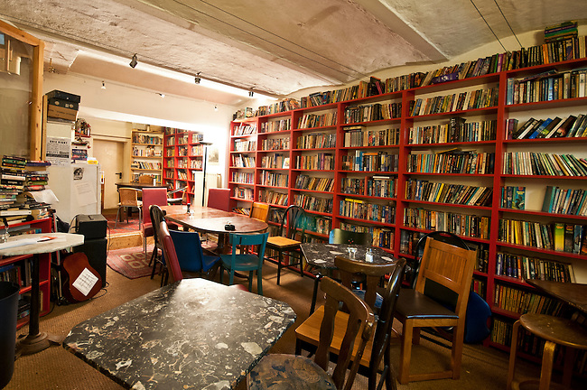 Ahother country bookshop in Berlin