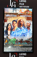 LOS ANGELES - JUN 4:  Atmosphere at the In The Heights Screening -  LALIFF at the TCL Chinese Theater on June 4, 2021 in Los Angeles, CA