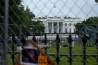 White House Protest Signs