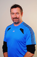 Manager Gareth Duncan. New Zealand Black Ferns headshots at The Rugby Institute, Palmerston North, New Zealand on Thursday, 28 May 2015. Photo: Dave Lintott / lintottphoto.co.nz