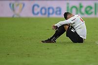 RIO DE JANEIRO (RJ) - 02/06/2021 - FLUMINENSE-RB BRAGANTINO - Fabrício Bruno. Partida entre Fluminense e RB Bragantino, válida pela Copa do Brasil 2021, realizada no Estádio do Maracanã, no Rio de Janeiro, nesta quarta-feira (02).