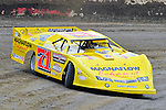 Feb 11, 2011; 11:26:33 AM; Gibsonton, FL., USA; The Lucas Oil Dirt Late Model Racing Series running The 35th annual Dart WinterNationals at East Bay Raceway Park.  Mandatory Credit: (thesportswire.net)