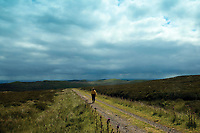The Barytes Mine Track, Muirshiel Country Park, Renfrewshire