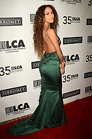 LOS ANGELES - OCT 19:  Skylar Stecker at the Last Chance for Animals' 35th Anniversary Gala at the Beverly Hilton Hotel on October 19, 2019 in Beverly Hills, CA