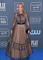 SANTA MONICA, USA. January 12, 2020: Molly Sims at the 25th Annual Critics' Choice Awards at the Barker Hangar, Santa Monica.<br /> Picture: Paul Smith/Featureflash