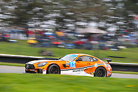 #65 Murillo Racing Mercedes-AMG, GS: Tim Probert, Brent Mosing