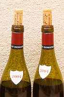 Bottle necks 2004. Domaine Negociant Champy Pere & Fils, Beaune, Burgundy, France