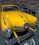Carro Studebaker no Museu Mancopulli, Osorno.  Foto de Vinicius Romanini.