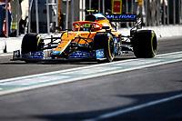 4th June 2021; Baku, Azerbaijan;  Free practise sessions;  04 NORRIS Lando (gbr), McLaren MCL35M during the Formula 1 Azerbaijan Grand Prix 2021 at the Baku City Circuit, in Baku, Azerbaijan -