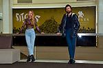 53 FESTIVAL INTERNACIONAL DE CINEMA FANTASTIC DE CATALUNYA. SITGES 2020.<br /> Charlotte Vega & Filip Jan Rymsza.