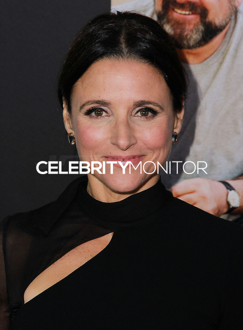 """NEW YORK, NY - SEPTEMBER 16: Actress Julia Louis-Dreyfus arrives at the """"Enough Said"""" New York Screening held at Paris Theater on September 16, 2013 in New York City. (Photo by Jeffery Duran/Celebrity Monitor)"""