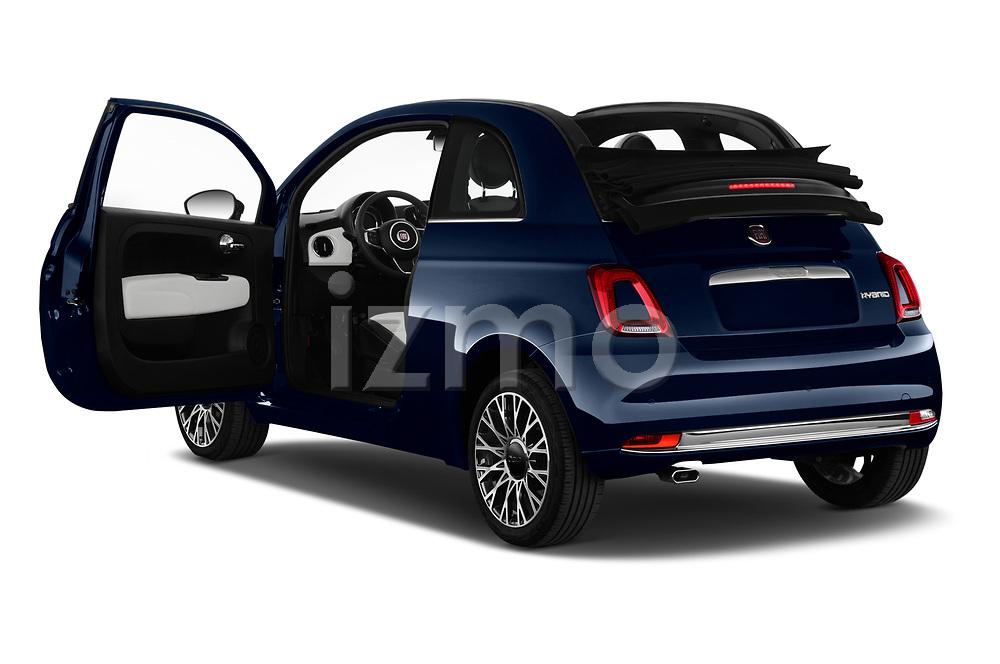 2020 Fiat 500C HYBRID S8 Star 2 Door Convertible