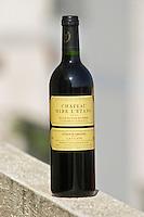 Chateau Mire l'Etang Cuvée des Ducs de Fleury (fûts de chêne, aged in oak barrel) 2002, La Clape, Appellation Controlee Coteaux du Languedoc (Cave Languedoc Roussillon), Languedoc-Roussillon, France