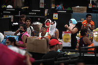 Lootings and protest in the city of Veracruz, Mexico, after the government rose the prices of gasoline