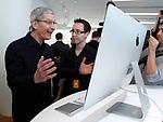 Apple event at Apple headquarters in Cupertino, California, Thursday, October 16, 2014.  (Paul Sakuma Photography) www.paulsakuma.com