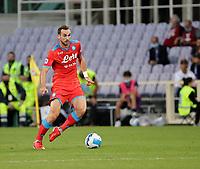 3rd October 2021; Franchi Stadium, Florence, Italy; Serie A football, Fiorentina versus Napoli : Fabian Ruiz of Napoli