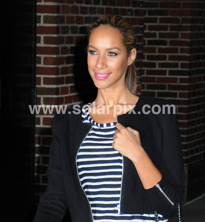 **ALL ROUND PICTURES FROM SOLARPIX.COM**.**SYNDICATION RIGHTS FOR UK, AUSTRALIA, DENMARK, PORTUGAL, S. AFRICA, SPAIN & DUBAI (U.A.E) ONLY**.Leona Lewis leaves the TV studio after filming The Late Show with David Letterman at the Ed Sullivan Theatre - New York City, NY, USA. 15 December 2009..This pic: Leona Lewis..JOB REF: 10410 PHZ Mayer   DATE: 15_12_2009.**MUST CREDIT SOLARPIX.COM OR DOUBLE FEE WILL BE CHARGED**.**MUST NOTIFY SOLARPIX OF ONLINE USAGE**.**CALL US ON: +34 952 811 768 or LOW RATE FROM UK 0844 617 7637**