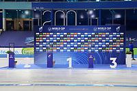 SPEEDSKATING: HEERENVEEN: 22-01-2021, IJsstadion Thialf, ISU World Cup I, ©photo Martin de Jong