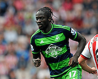 Eder of Swansea City during the Barclays Premier League match between Sunderland and Swansea City played at Stadium of Light, Sunderland
