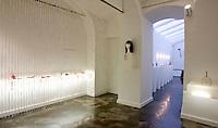 CROATIA, Zagreb, 2011/01/31.Interiors..© Petar Kurschner / Est&Ost Photography.CROATIE, Zagreb, 31/01/2011.Intérieur du musée..© Petar Kurschner / Est&Ost Photography