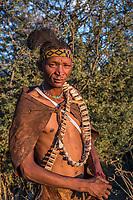Kalahari Buhman, The Lodge
