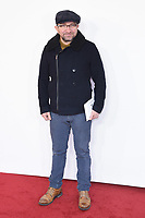 """Eddie Marsden<br /> arriving for the premiere of """"The Kiid who would be King"""" at the Odeon Luxe cinema, Leicester Square, London<br /> <br /> ©Ash Knotek  D3476  03/02/2019"""