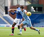 25.07.2020 Rangers v Coventry City: Glen Kamara and Callum O'Hare