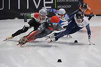 SPEEDSKATING: DORDRECHT: 07-03-2021, ISU World Short Track Speedskating Championships, ©photo Martin de Jong