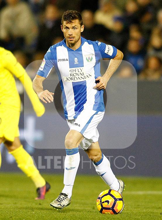 CD Leganes' Alberto Martin  during La Liga match. December 3,2016. (ALTERPHOTOS/Acero)