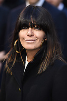 "Claudia Winkleman<br /> arriving for the ""TOLKIEN"" premiere at the Curzon Mayfair, London<br /> <br /> ©Ash Knotek  D3499  29/04/2019"
