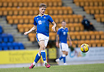 St Johnstone v Preston North End…13.07.21  McDiarmid Park<br />Cammy Ballantyne<br />Picture by Graeme Hart.<br />Copyright Perthshire Picture Agency<br />Tel: 01738 623350  Mobile: 07990 594431