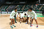 University of North Texas Mean Green Man;s Basketball v Louisiana Tech Bulldogs at Super Pit in Denton on February 5, 2021 The University of North Texas Mean Green Men's Basketball v Louisiana Tech Bulldogs at Super Pit in Denton on February 5, 2021