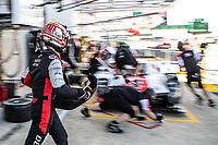 Kazuki Nakajima, #8 Toyota Gazoo Racing Toyota GR010 - Hybrid Hypercar, 24 Hours of Le Mans , Saturday Set Up, Circuit des 24 Heures, Le Mans, Pays da Loire, France