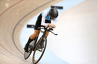 Finnegan Murphy competes in the U19 3000M IP during the 2020 Vantage Elite and U19 Track Cycling National Championships at the Avantidrome in Cambridge, New Zealand on Saturday, 25 January 2020. ( Mandatory Photo Credit: Dianne Manson )