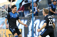 San Jose Earthquakes vs C. F. Monterrey