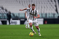 3rd January 2021, Allianz Stadium, Turin Piedmont, Italy; Serie A Football, Juventus versus Udinese; Matthijs de Ligt of Juventus Fc in action during the Serie A match between Juventus FC and Udinese