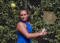Hilversum, Netherlands, August 10, 2016, National Junior Championships, NJK, Gabriella Mujan (NED)<br />