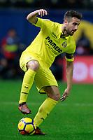 Villarreal CF's Mario Gaspar during La Liga match. December 10,2017. (ALTERPHOTOS/Acero)<br /> Liga Campionato Spagna 2017/2018<br /> Foto Alterphotos / Insidefoto <br /> ITALY ONLY