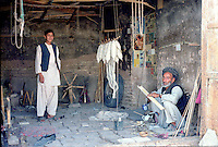 Afghanistan, Summer 1978..Travel in Afghanistan following the circle route.<br /> Photo Kees Metselaar