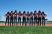 Attica Lady Blue Devils Softball at Attica High School on May 14, 2015 in Attica, Florida.  (Copyright Mike Janes Photography)