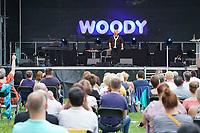 Woody Feldmann tritt im Waldschwimmbad Mörfelden auf - Mörfelden-Walldorf 17.07.2021: Konzert Woody Feldmann