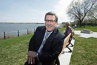 May2, 2013 File Photo - Regis Lebeaume, Mayor Quebec