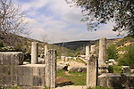 The ancient Synagogue in Gush Halav