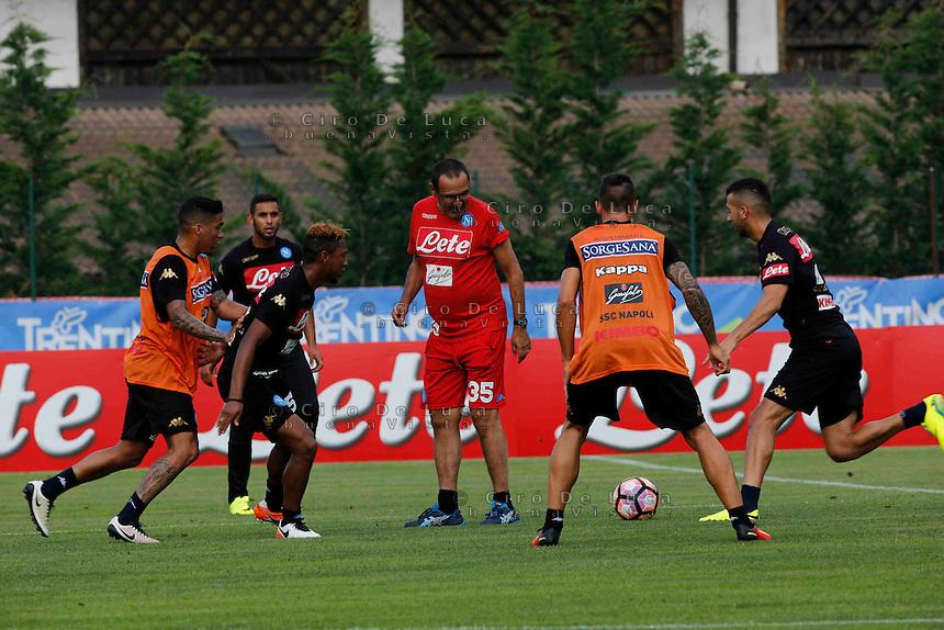 Calcio Ritiro Napoli | CIRO DE LUCA photographer BuenaVista*photo