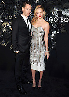 NEW YORK CITY, NY, USA - NOVEMBER 20: Michael Polish, Kate Bosworth arrive at the Hugo Boss Prize 2014 held at the Guggenheim Museum on November 20, 2014 in New York City, New York, United States. (Photo by Celebrity Monitor)