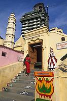 """Asie/Inde/Maharashtra/Bombay: """"Bangaga Temple"""""""
